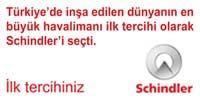 Schindler Turkiye'nin super mega projesinden birinde ilk tercih oldu