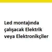 elektrikçi aranıyor, elektrikçi elemanı, elektrikçi ilanları, elektronik eleman iş ilanları, elektronik elemanı arayan, elektronikçi eleman iş ilanları, elektronikçi arayan firmalar, elektrik elektronik elemanı iş ilanları sayfası