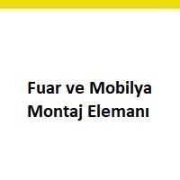 montaj elemanı aranıyor, montaj elemanı arayan, montaj elemanı ilanları, acil montaj elemanı aranıyor, montaj elemanı iş ilanı, montaj elemanı iş ilanları sayfası