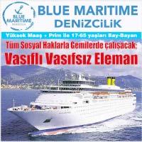 istanbul denizcilik iş ilanları, vasıfsız eleman, anadolu yakası iş ilanı