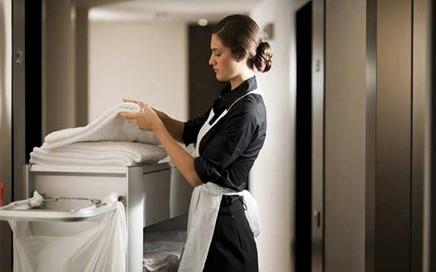 Kat Hizmetleri Temizlik Elemanı - Altunizade